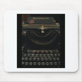 Antique Typewriter Mousepads
