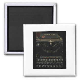 Antique Typewriter Refrigerator Magnet