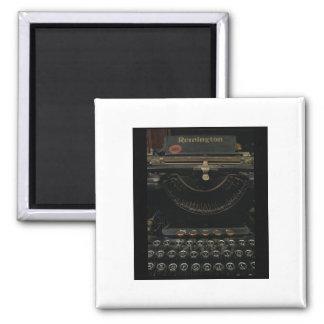 Antique Typewriter Refrigerator Magnet