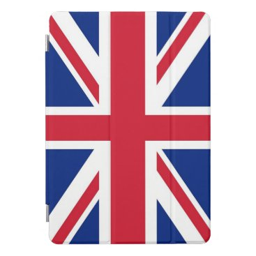 "Apple 10.5"" iPad Pro with flag of United Kingdom iPad Pro Cover"