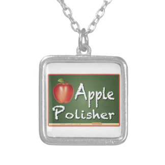 """Apple Polisher"" Pendant"