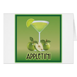 Appletini Green Card