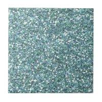 Aqua Ceramic Tiles | Zazzle