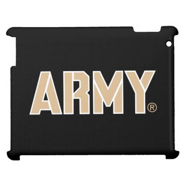 Army Wordmark Case For The iPad