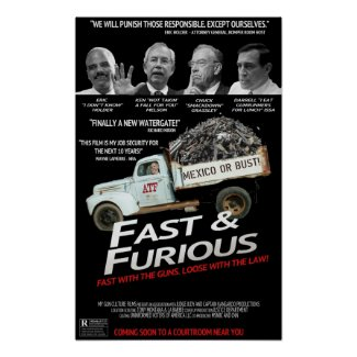 ATF Operation Fast & Furious print