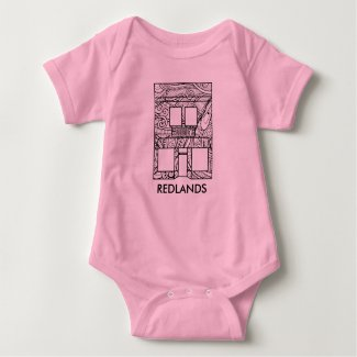 Augies Coffee House - Baby Bodysuit