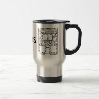Augies Coffee House - Stainless Steel Mug