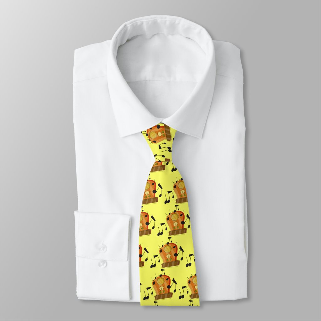 August 20th, National Radio Day Tie