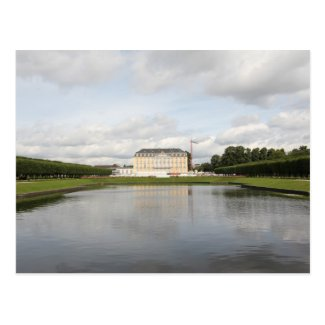 Augustusburg Palace Reflection Pond Post Cards