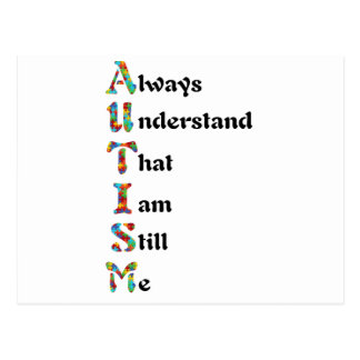 Acrostic Cards, Acrostic Card Templates, Postage