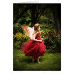 Autumn Angel Card