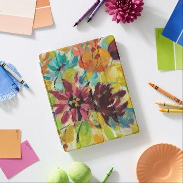 Autumn Joy Flowers iPad Smart Cover
