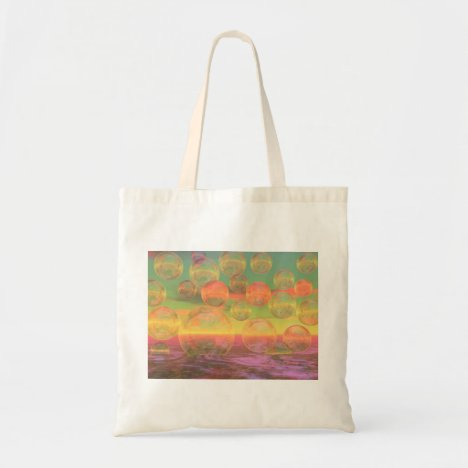 Autumn Ruminations – Gold & Rose Glory Tote Bag