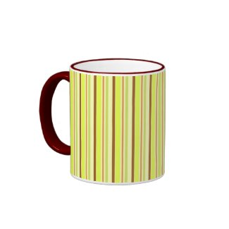 Autumn stripes - Mug mug