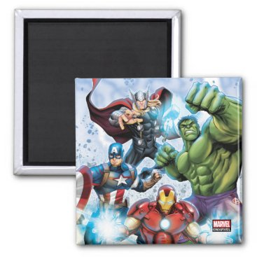 Avengers Classics   Avengers Prepared To Attack Magnet