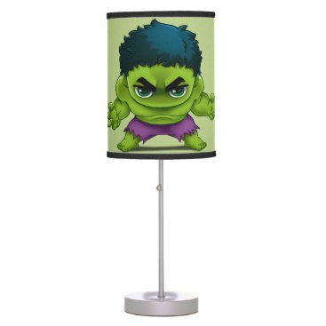 Avengers Classics | The Hulk Stylized Art Desk Lamp