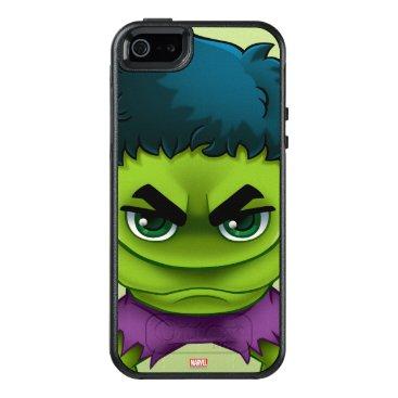 Avengers Classics | The Hulk Stylized Art OtterBox iPhone 5/5s/SE Case