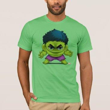 Avengers Classics | The Hulk Stylized Art T-Shirt