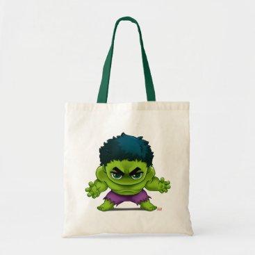 Avengers Classics | The Hulk Stylized Art Tote Bag