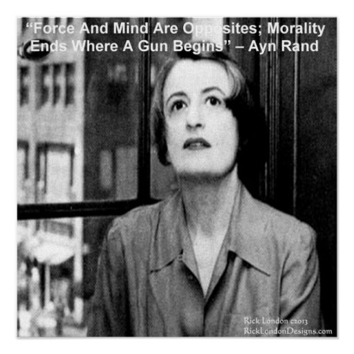 Ayn Rand Famous Quotes Quotesgram
