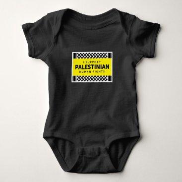 Babies for Justice Jumpsuit Baby Bodysuit
