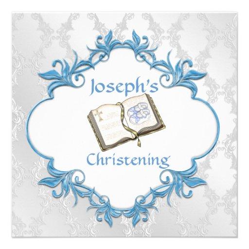 Ready Made Christening Invitations