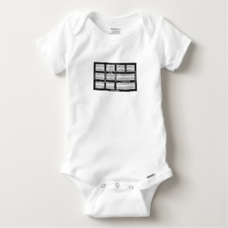 Baby Cotton Jersey Tee Shirt