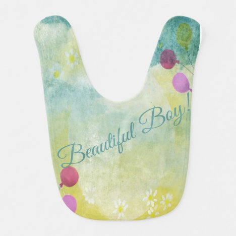Baby Daisies Balloons Shower by Mail Gift