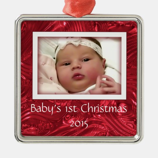 babys first christmas custom