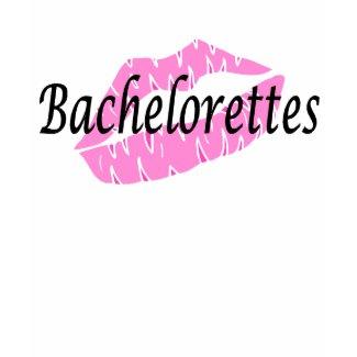 Bachelorettes (Pink Lips) shirt