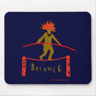 Balance...Balancing Mousepads