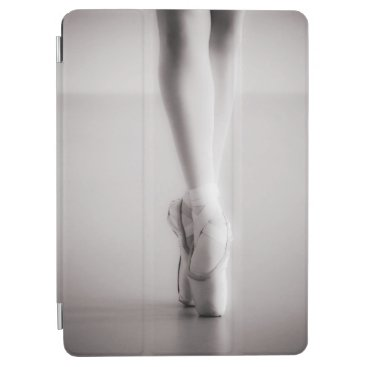 Ballet Pointe Shoes Sepia Dancing Slippers iPad Air Cover
