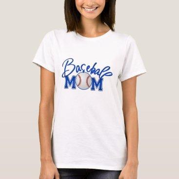 Baseball Mom by SRF T-Shirt