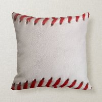 Baseball Sports Throw Pillow | Zazzle