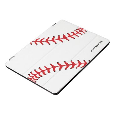 Baseball Stitching Design iPad Pro Case