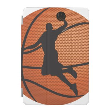 Basketball dunk iPad mini cover