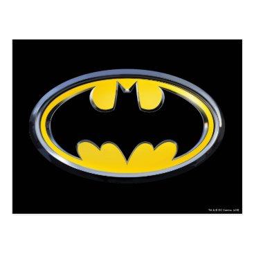 Batman Symbol | Classic Logo Postcard