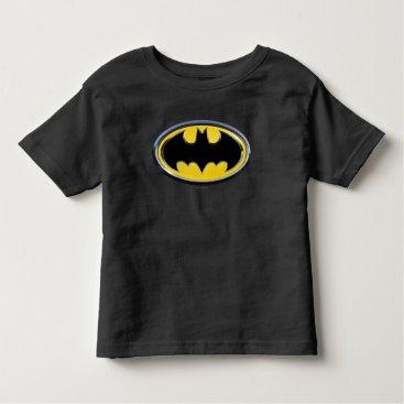Batman Symbol   Classic Logo Toddler T-shirt