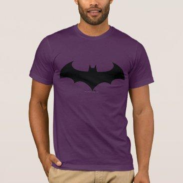 Batman Symbol | Simple Bat Silhouette Logo T-Shirt