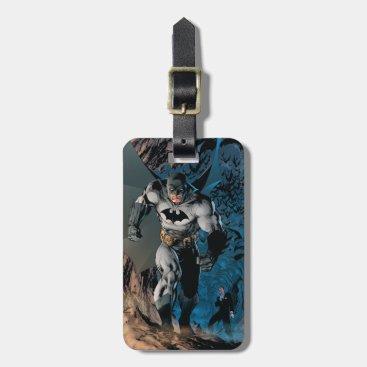 Batman's Stride Bag Tag