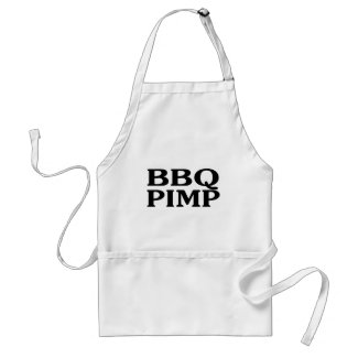 BBQ Pimp Aprons