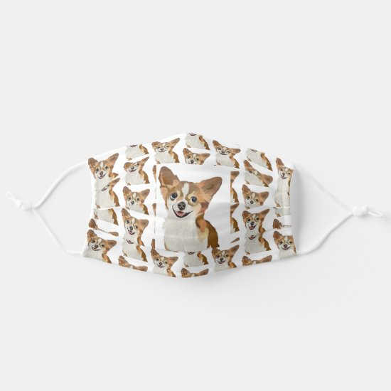 Be Kind Chihuahua Cloth Face Mask