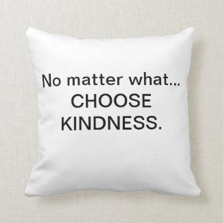 Be Kind Pillow