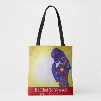 Be Kind To Yourself Fibro Tote