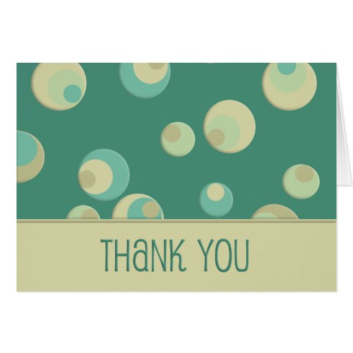 Beach House • Thank You Card Zazzle