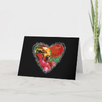Bee Mine @ Heart Card