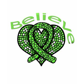 Believe Lymphoma shirt