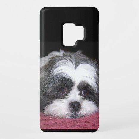 Belle The Shih Tzu Dog Case-Mate Samsung Galaxy S9 Case