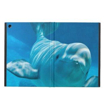 Beluga Whale iPad Air Case