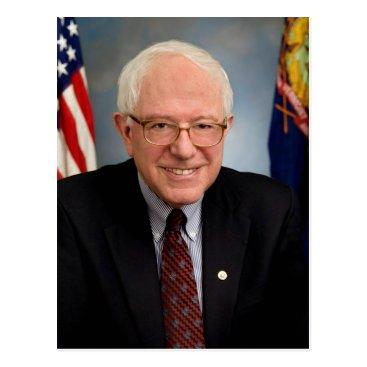Bernie Sanders Postcard
